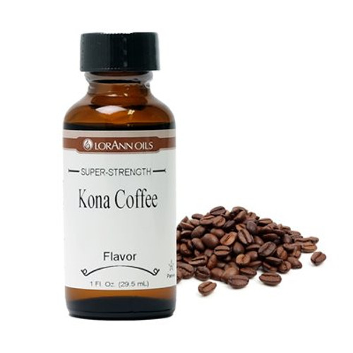LorAnn - Kona Coffee Flavour - 1 oz
