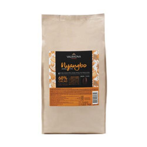 Chocolate - Dark Bittersweet - Nyangbo- 906 g (2 lbs) - Valrhona