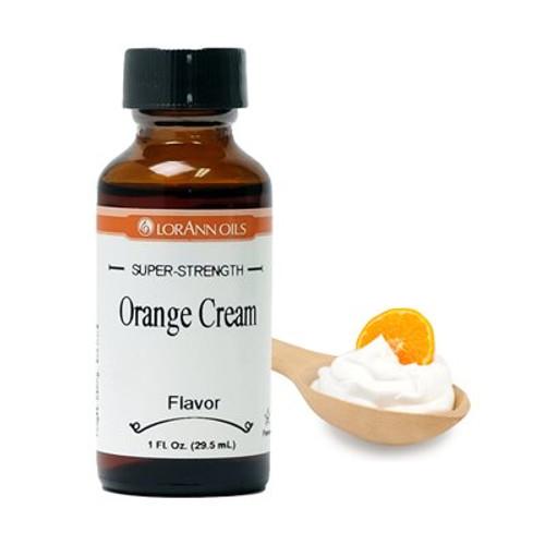 LorAnn - Orange Cream Flavour - 1 oz