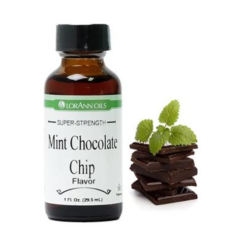 LorAnn - Mint Chocolate Chip Flavour - 1 oz