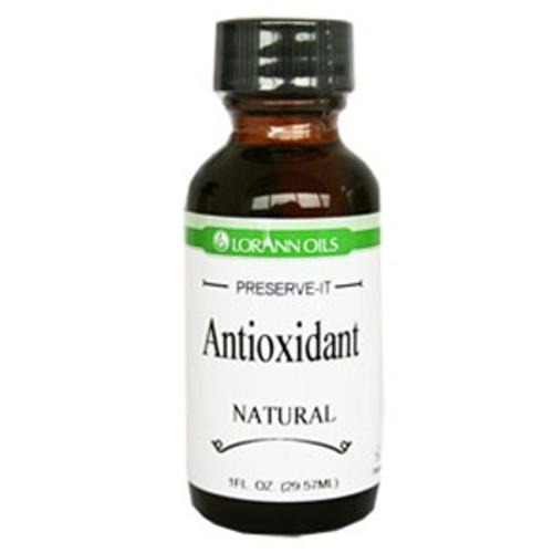 Antioxidant - Natural - 29.6 mL (1 fl oz) - LorAnn