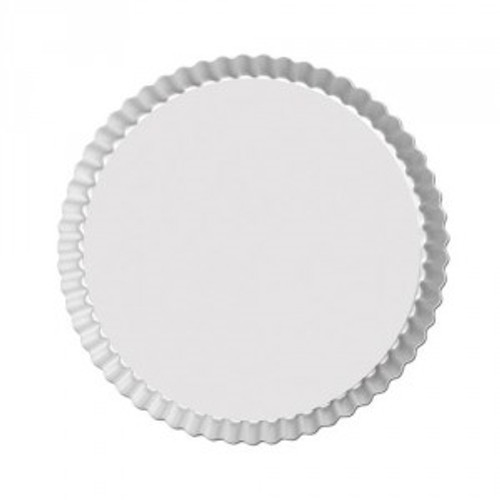 """Fluted Tart Pans (Removable Bottom) 3.75"""" - Fat Daddio's"""