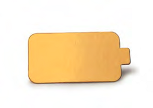 Pastry Board - Rectangle Mono-Portion Laminated