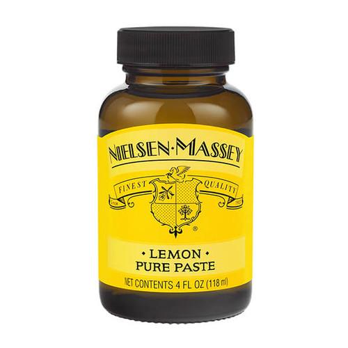 Lemon Paste - 4 oz - Nielsen Massey
