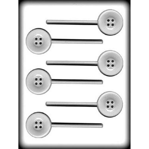 Button - Plastic Mold