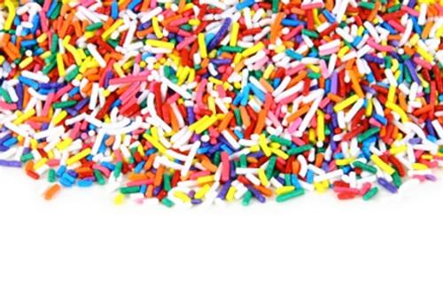 Sprinkles - Rainbox - 453 g / 1 lb