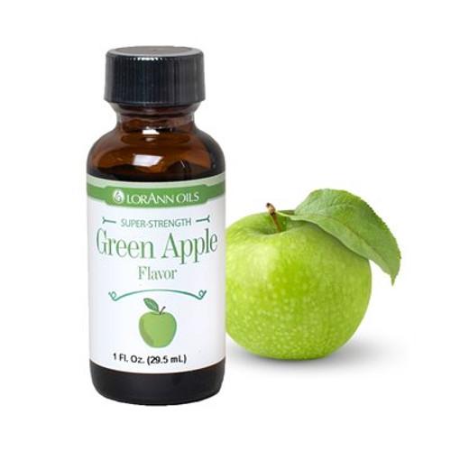 LorAnn -Green Apple Flavour - 1 oz