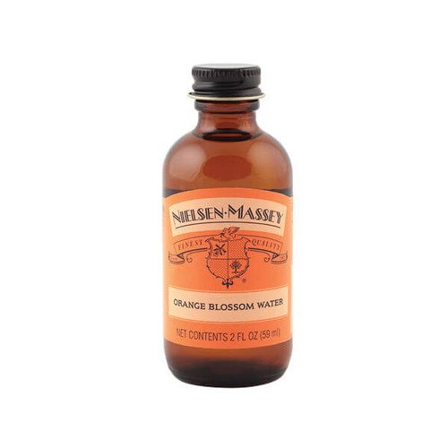 Orange Blossom Water - 60 mL / 2 oz - Nielsen Massey