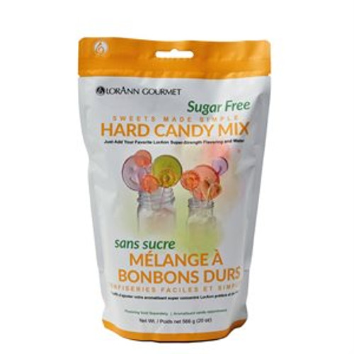 Lorann hard candy mix sugar free