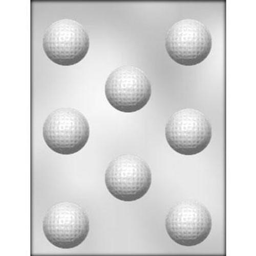 Golf Ball- Plastic Chocolate Mold--NEW!