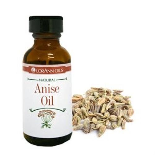 Lorann - Anise Oil (Natural) - 1 oz