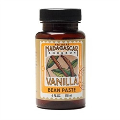 Vanilla Bean Paste - Natural - Madagascar Bourbon -  LorAnn