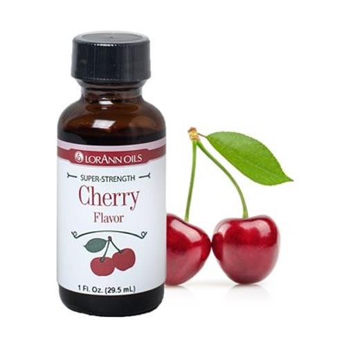 Lorann - Cherry Flavour - 1 oz
