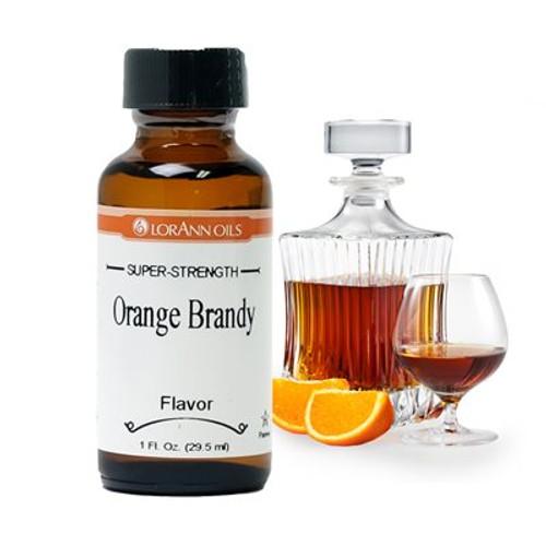 LorAnn - Orange Brandy (Grand Marnier) Flavour - 16 oz