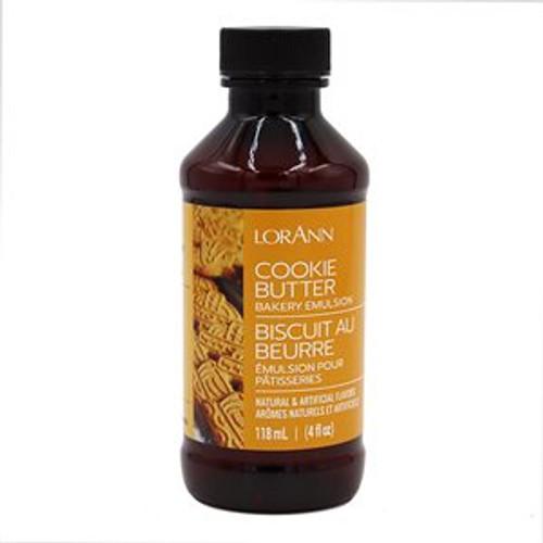 LorAnn - Cookie Butter Bakery Emulsion - 4 oz