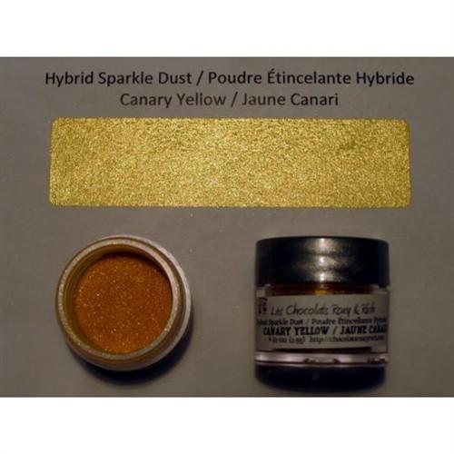 Hybrid Sparkle Dust - Canary Yellow
