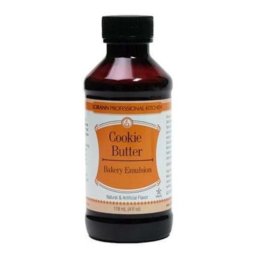 LorAnn - Cookie Butter Bakery Emulsion - 16 oz