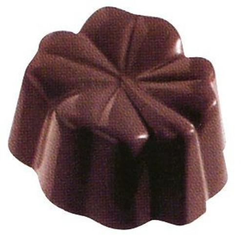 Clover - 24 pc per tray - Polycarbonate Mold - Fat Daddio's