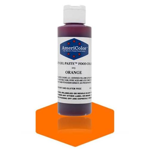 Americolor Soft Gel Paste - Orange