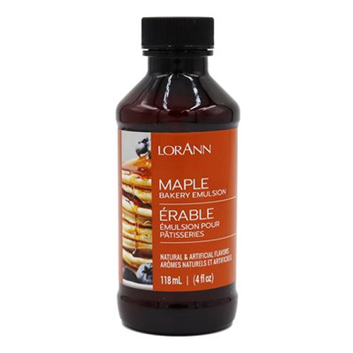 LorAnn - Maple Bakery Emulsion - 4 oz