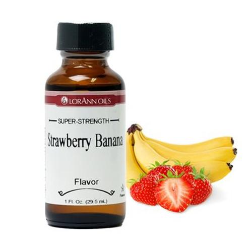LorAnn - Strawberry Banana Flavour - 16 oz