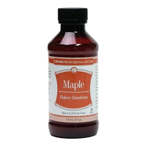 LorAnn - Maple Bakery Emulsion - 16 oz