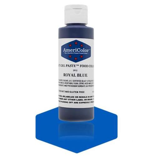 Americolor Soft Gel Paste - Royal Blue
