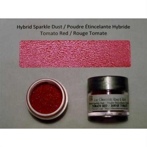 Hybrid Sparkle Dust - Tomato Red