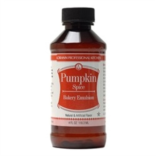 LorAnn - Pumpkin Spice Emulsion - 16 oz