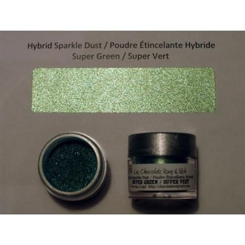 Hybrid Sparkle Dust - Super Green