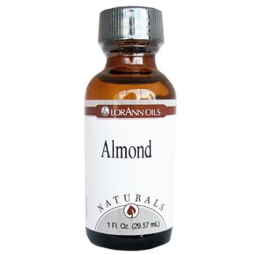 Natural Almond Flavour - LorAnn - 1 oz