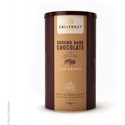 Ground Dark Chocolate Powder For Drinks - 51% - 1 kg (2.2 lb) - Callebaut