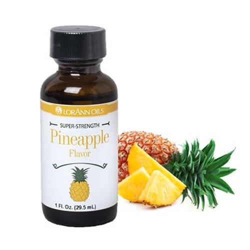 Lorann - Pineapple Flavour - 1 oz