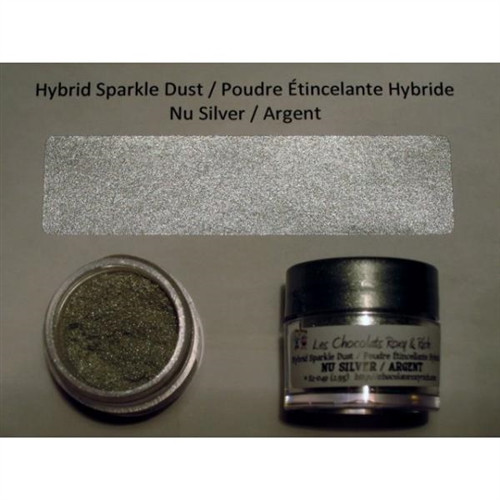 Hybrid Sparkle Dust - Nu Silver