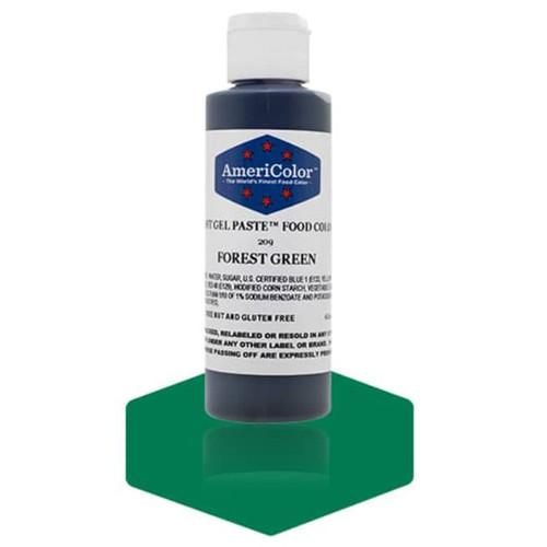 Americolor Soft Gel Paste - Forest Green