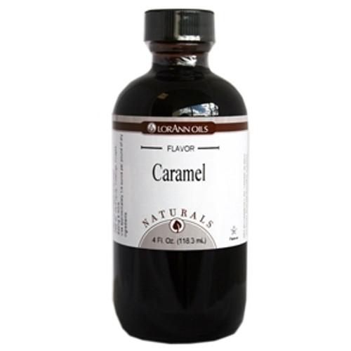 Natural Caramel Flavour - LorAnn - 1 oz