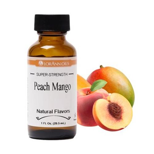 LorAnn - Peach Mango (Natural) - 1 oz