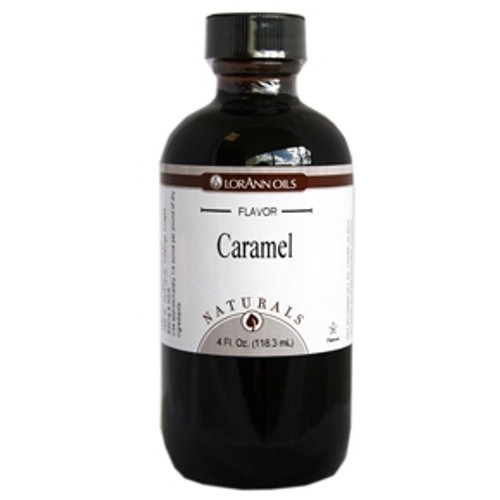 Natural Caramel Flavour - LorAnn - 16 oz