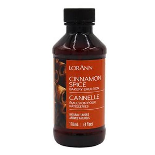 LorAnn - Cinnamon Spice Bakery Emulsion - 4 oz