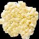 Pearly Metallic Granellas (White)  600 g --Mona Lisa (Callebaut)