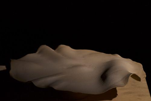 Folded by Ekta Bagri_2019_Ceramic sculpture