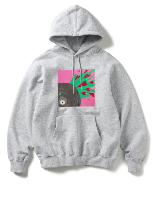 Limited edition Hoodie printed with 4th First Love by Ohnim