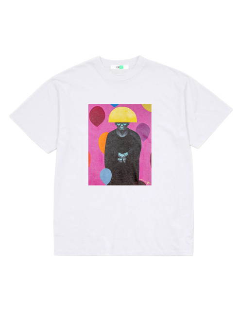 Limited edition T Shirt printed with Untitled  by Ohnim