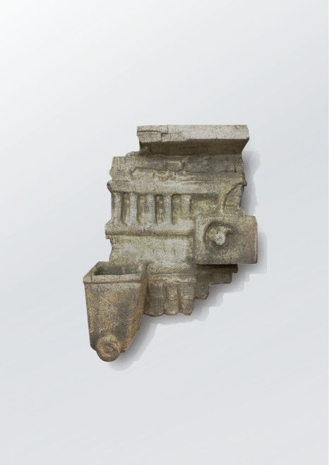 King Solomon's tomb_Elad Noah Argaman_2019_Cement relief