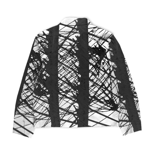 Invigorate by Henry Lau All Over Printed Jacket