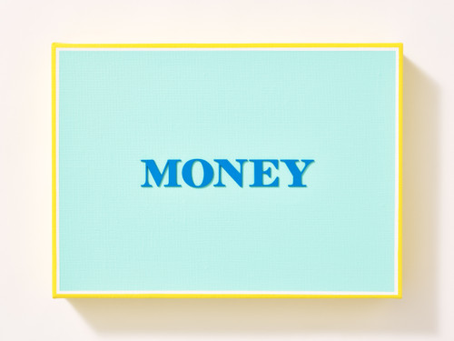 MONEY-1_Lee, Sangyeob_2020_Acrylic on canvas