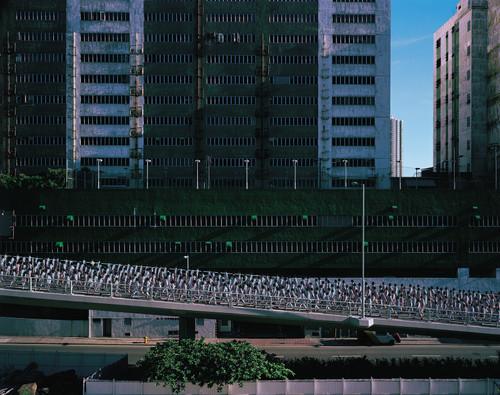 PARADE 1 Hong Kong by Almond Chu 2004 Photography / Archival Inkjet Print on Art Paper