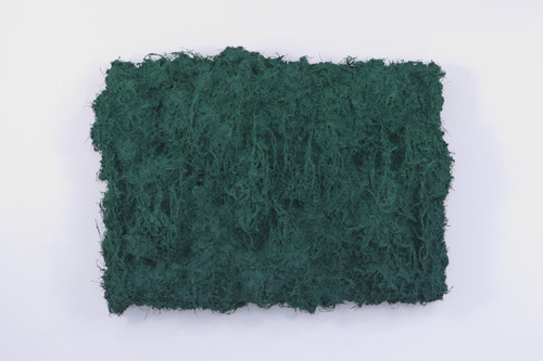 The History of Forest-2021Y-J9 by Myung Gyung You. 2021. Fibers, Color and Mix Media.