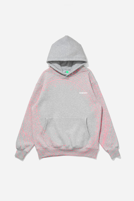 All Over by Henry Lau Hoodie - front