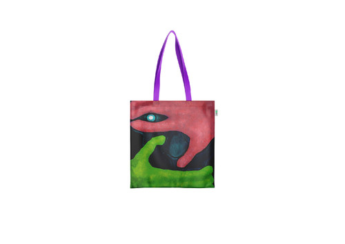 Limited edition Tote Bag Hiding 2 by Ohnim.